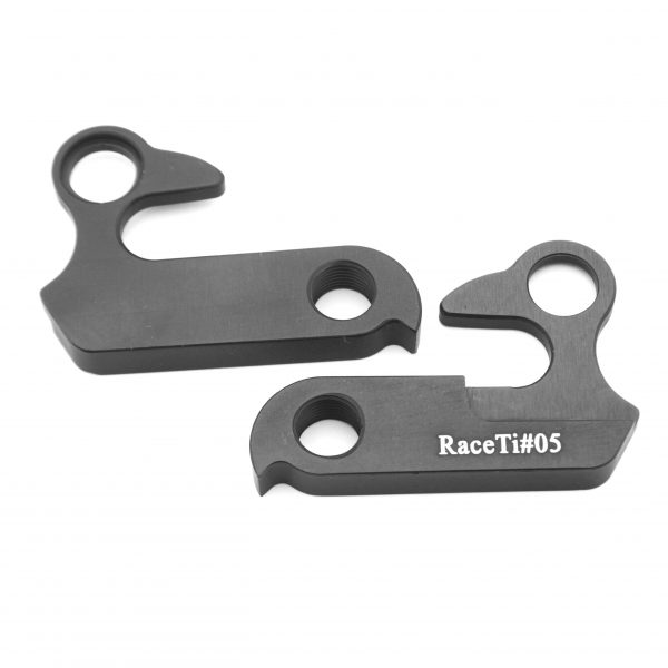 raceTi#05 CNC mech hanger GIANT