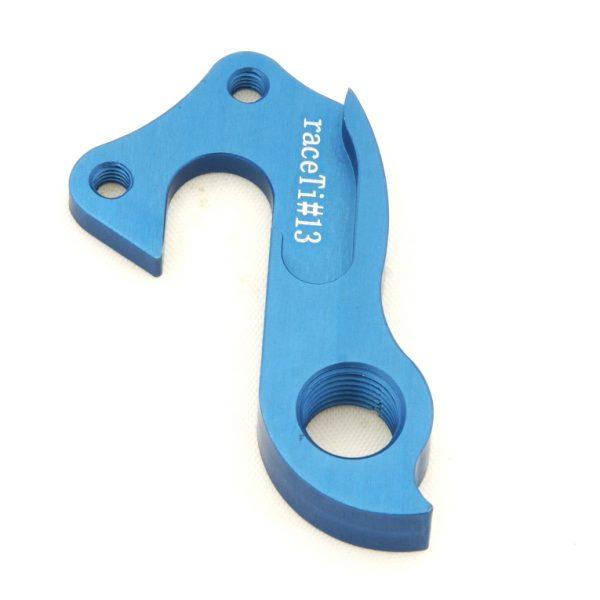 raceTi#13blue CNC mech hanger