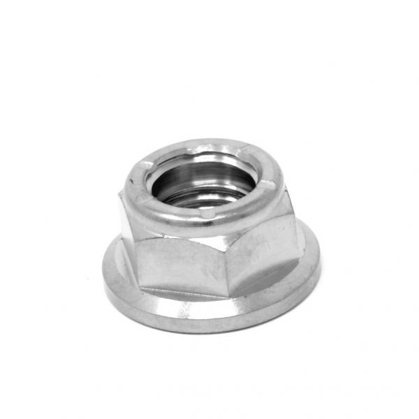 all metal titanium locknut
